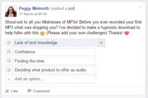 What's stopping you making an MP3?